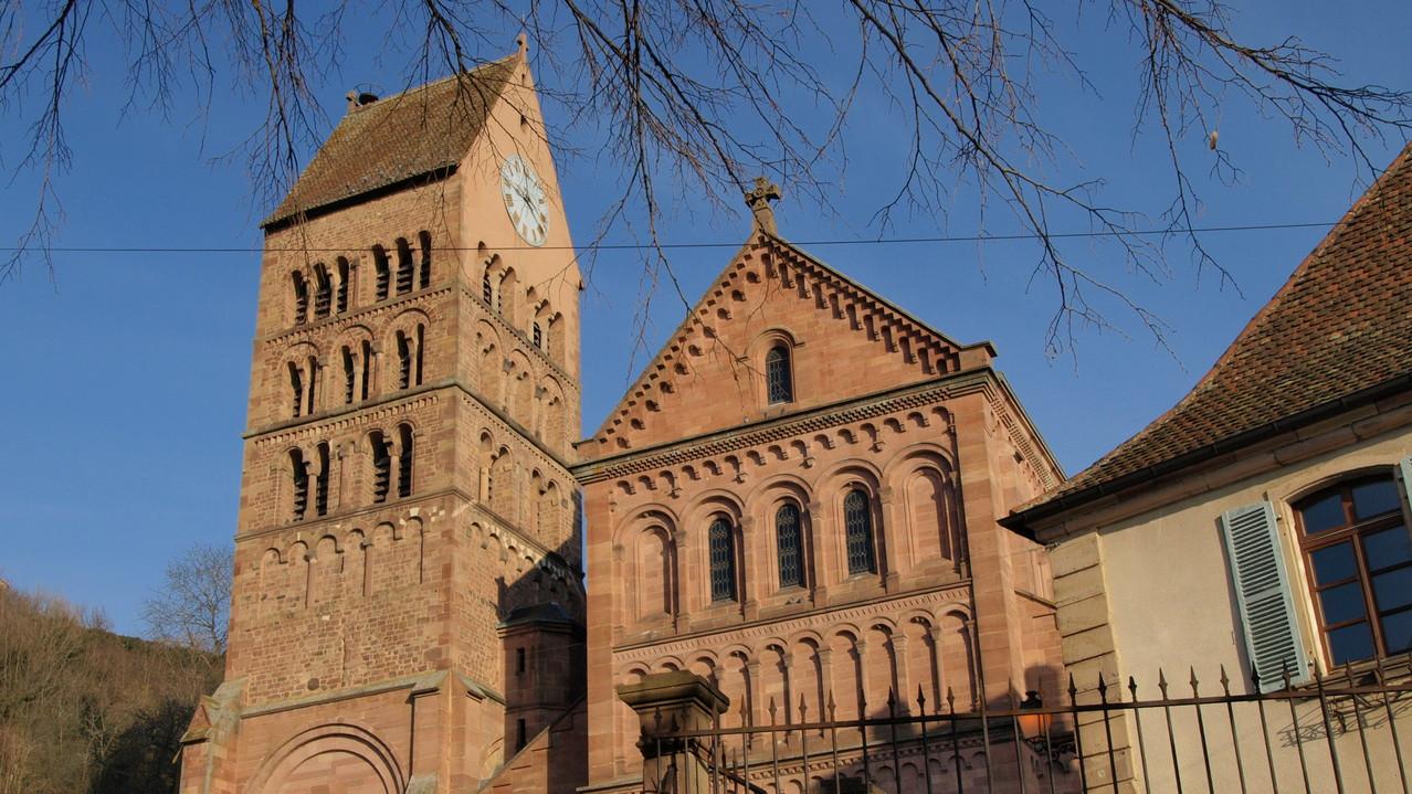 Eglise Saint Pantaléon de Gueberschwihr