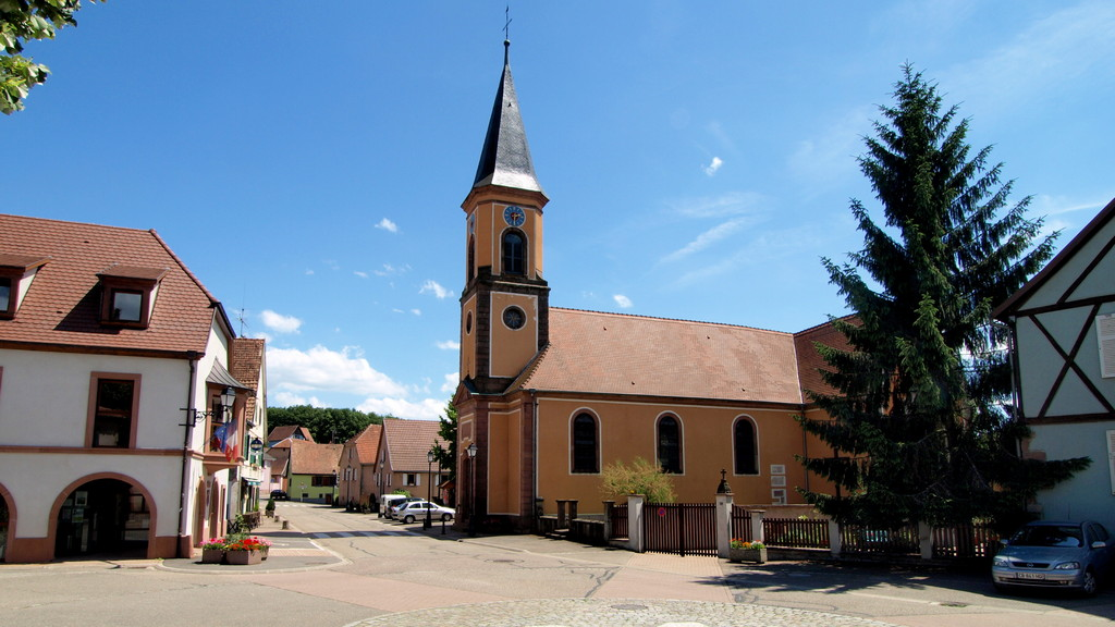 Triembach-au-Val
