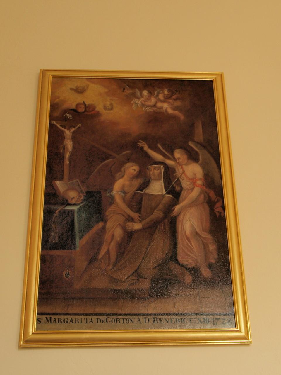 Ste Marguerite de Cortone
