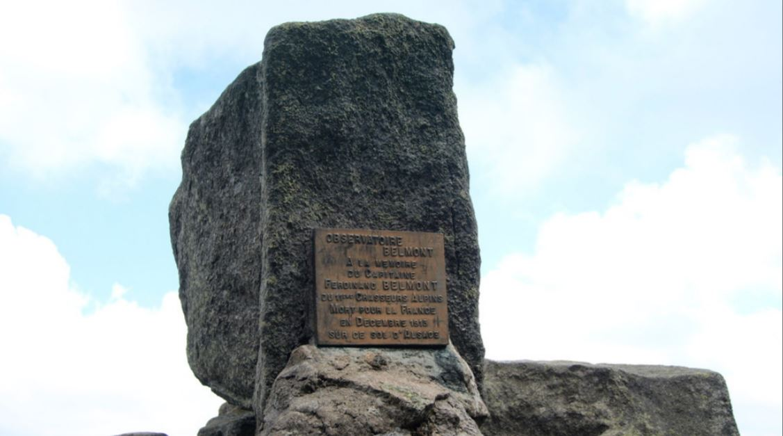 Observatoire Belmont.