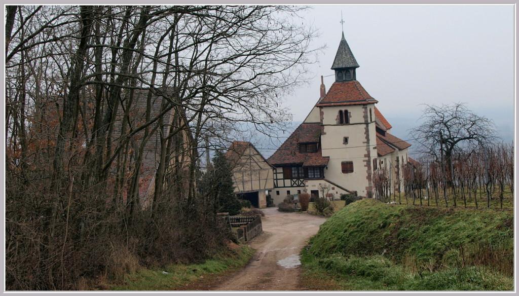 La chapelle Saint Sébastien
