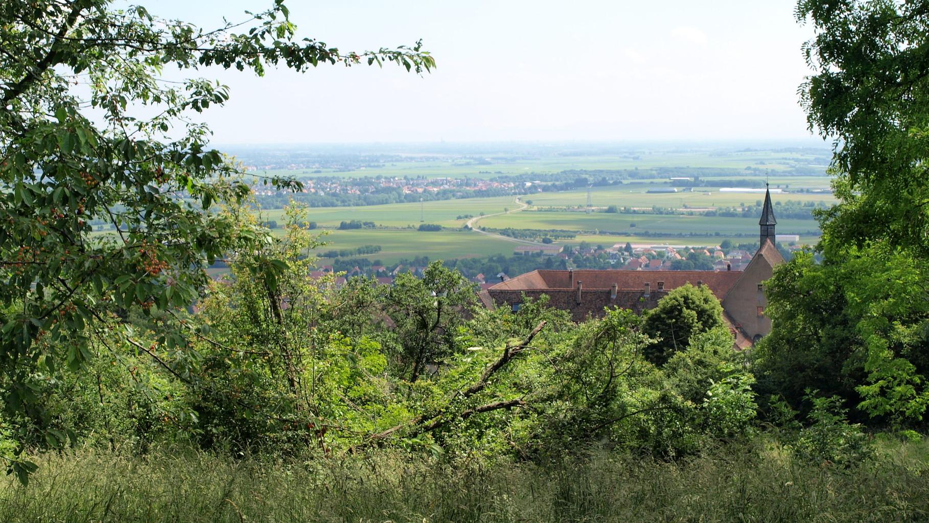 Couvent du Bischenberg