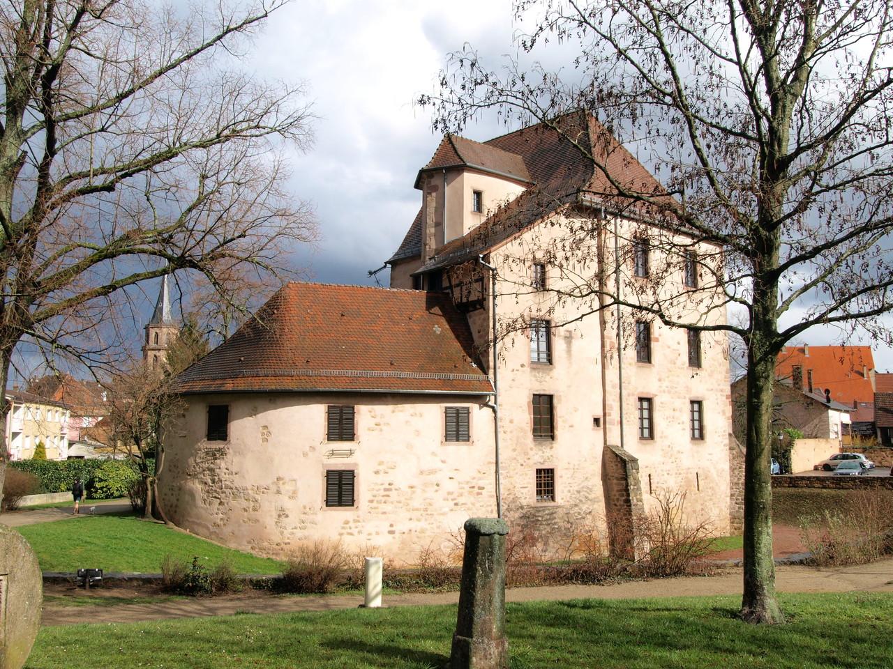 Château de Bucheneck