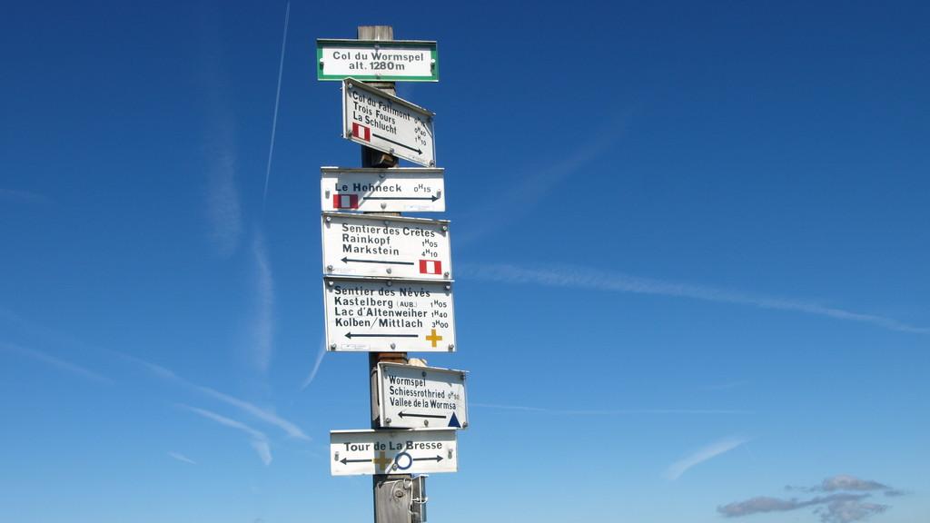 Col de Wormspel
