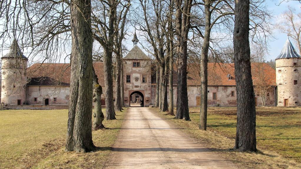le château de Thanvillé