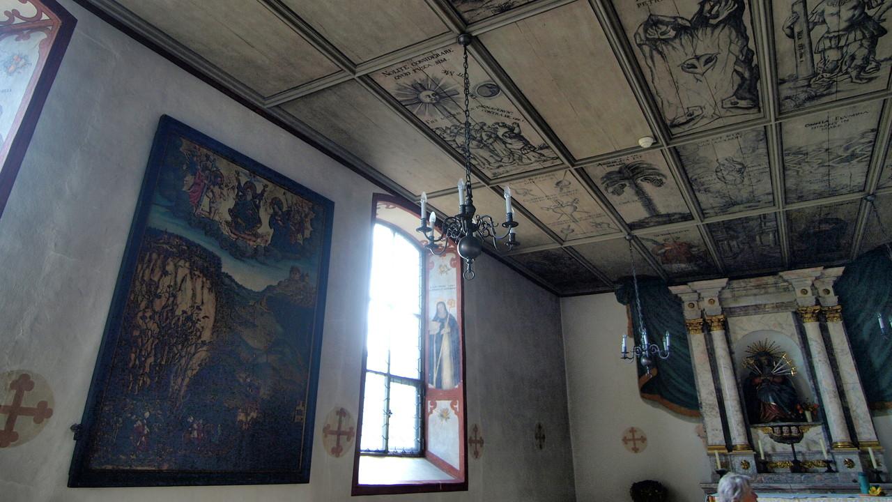 Chapelle ND des 7 Douleurs ou chapelle de Reichenstein