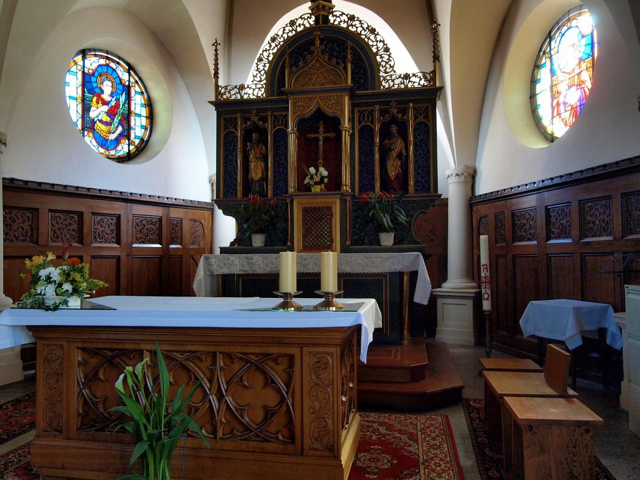 Eglise de Niederbruck
