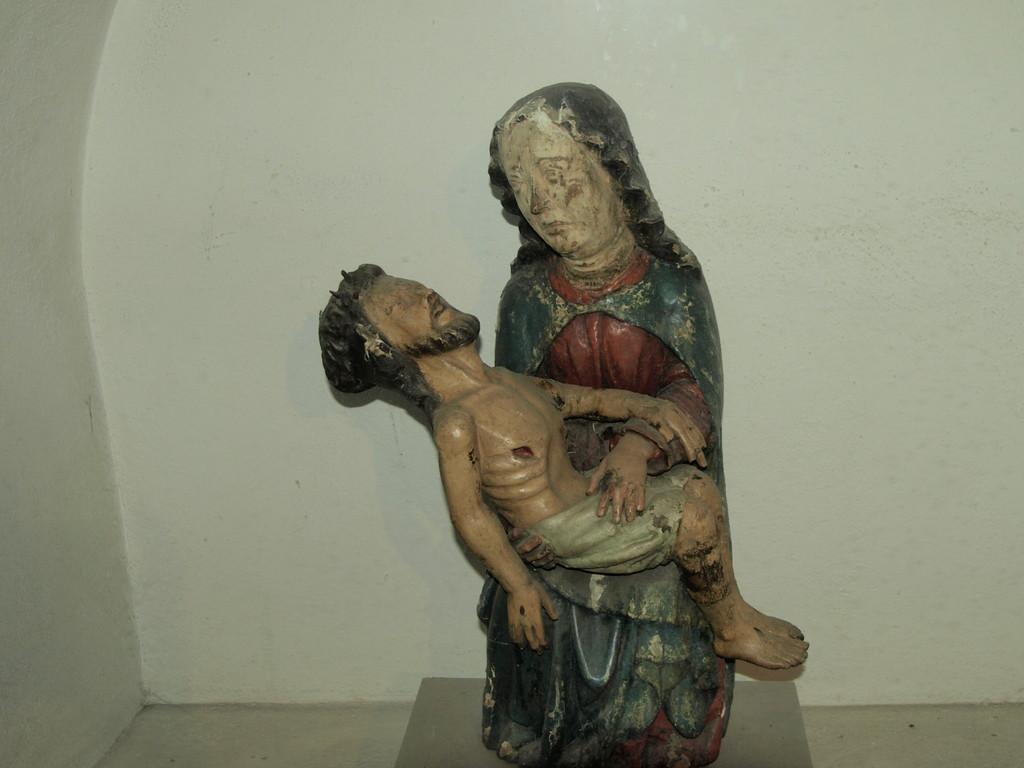 Vierge XVème siècle