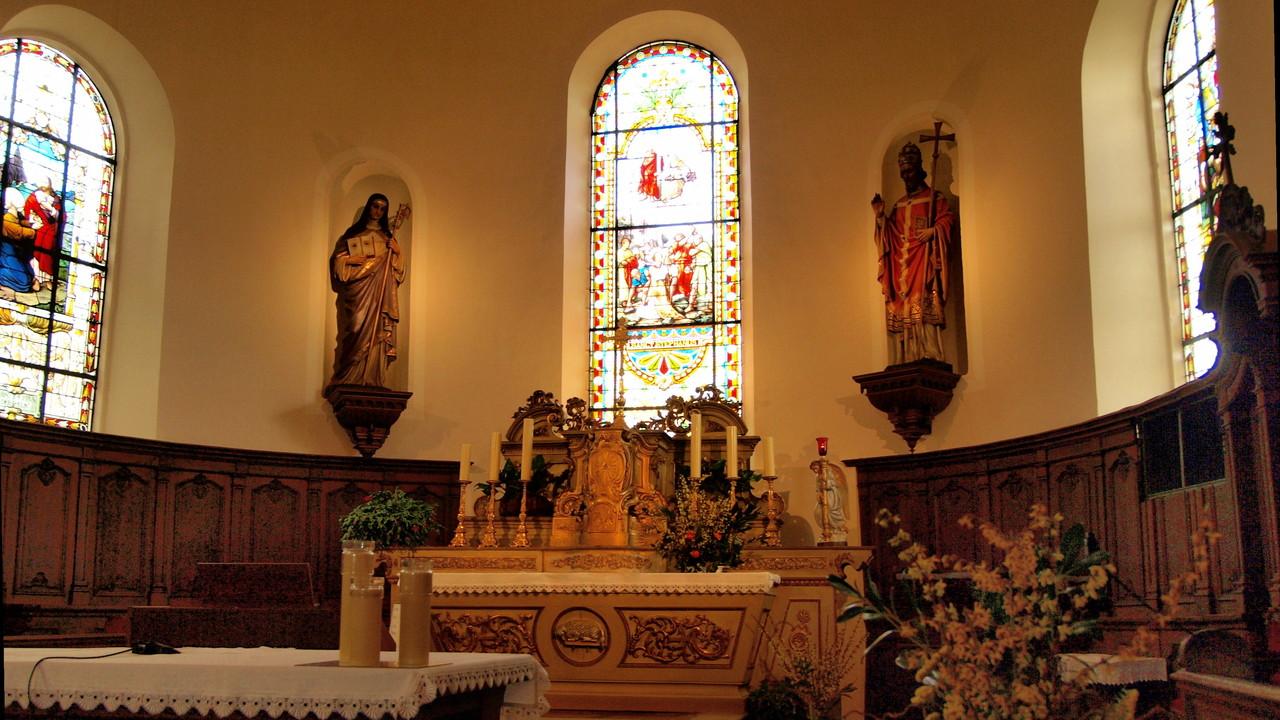 Eglise St Etienne d'Osenbach