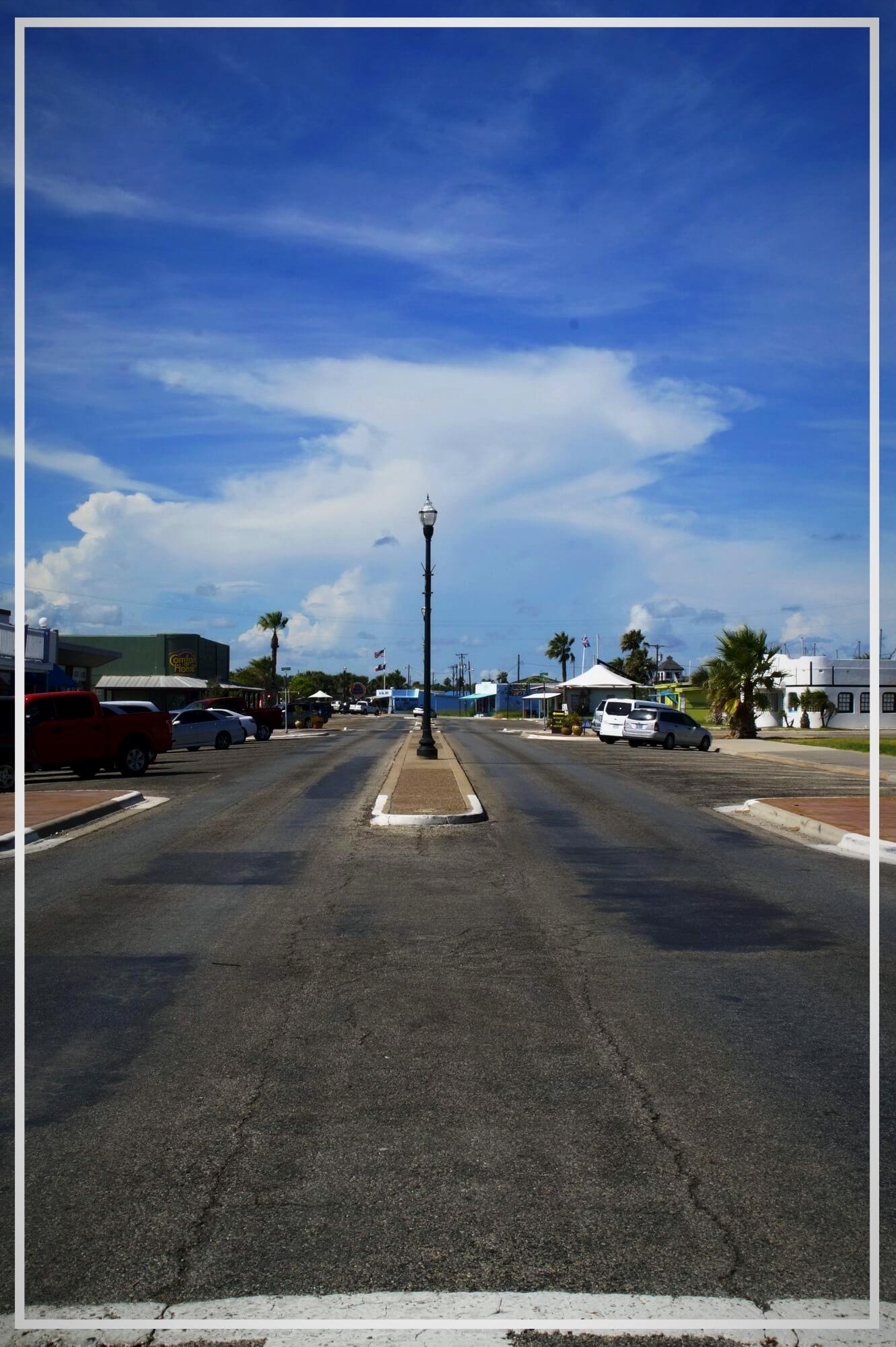 Panoramablick auf Rockport
