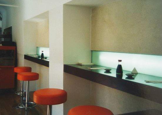 Innenraum Sushi Bar, Kategorie: Umbau
