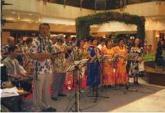 八王子そごう ハワイアン フェア 2006