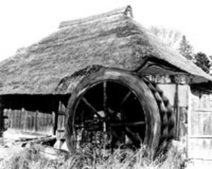 昭和31年水車小屋