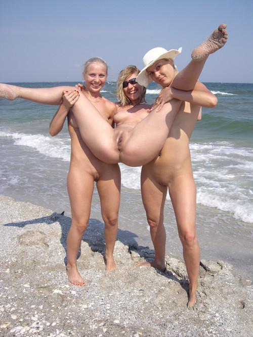 Fotos y video: desnudas y en pie de guerra ante la