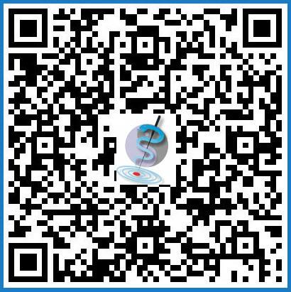 QR-Code der Praxis Dr. med. Monika Reinhardt, Lärchenweg 11, 69469 Weinheim