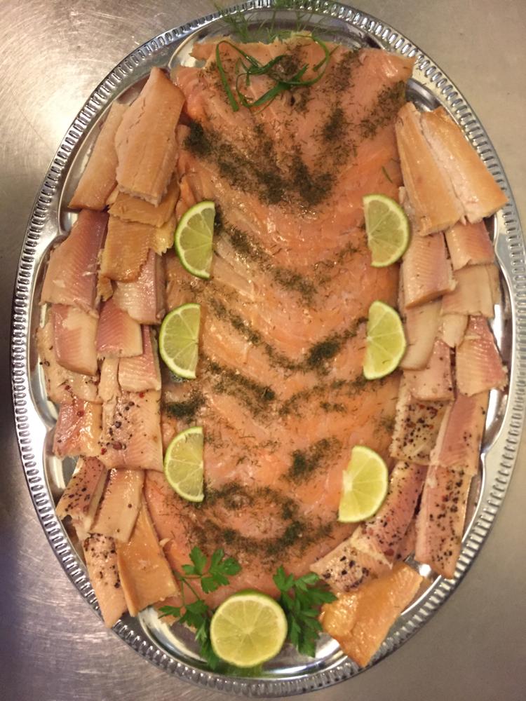 Fish platte