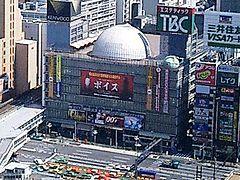 東急文化会館(平成15年閉館)