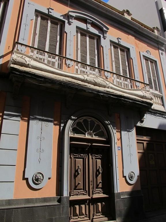 Santa Cruz Stadthaus