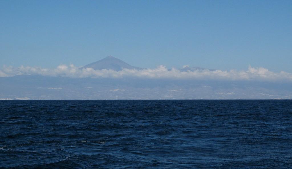 El Teide, der erloschene Vulkan