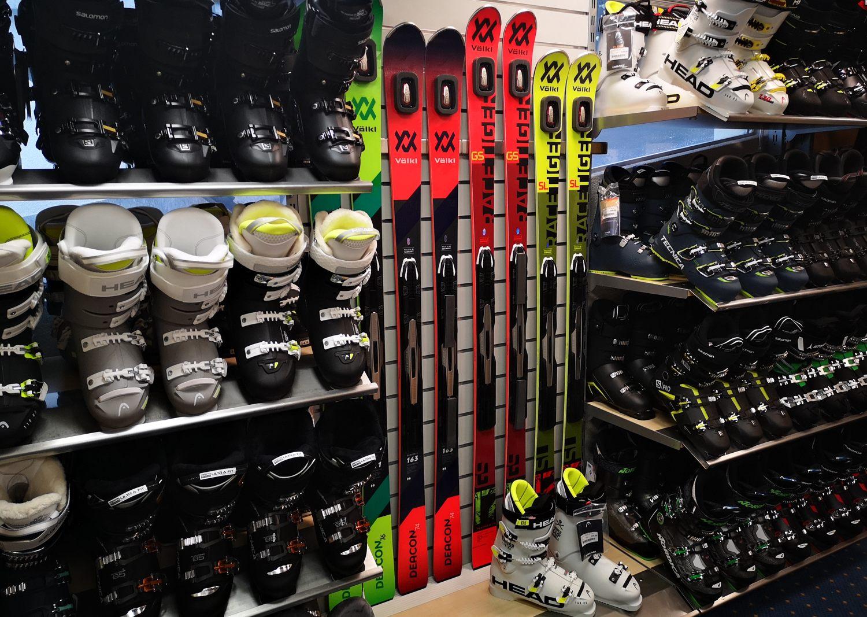 New Völkl Ski 2020
