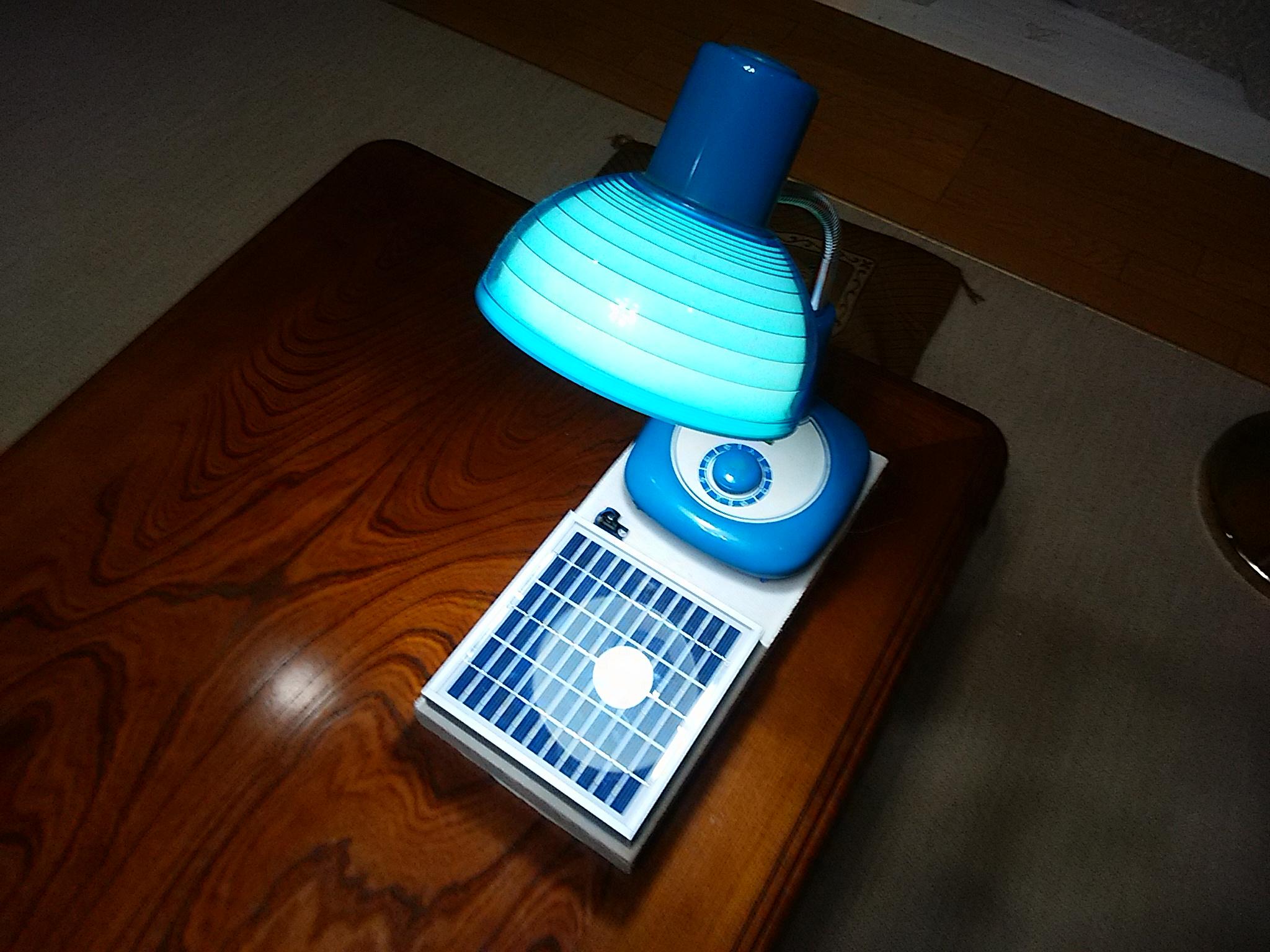 照明装置使用例