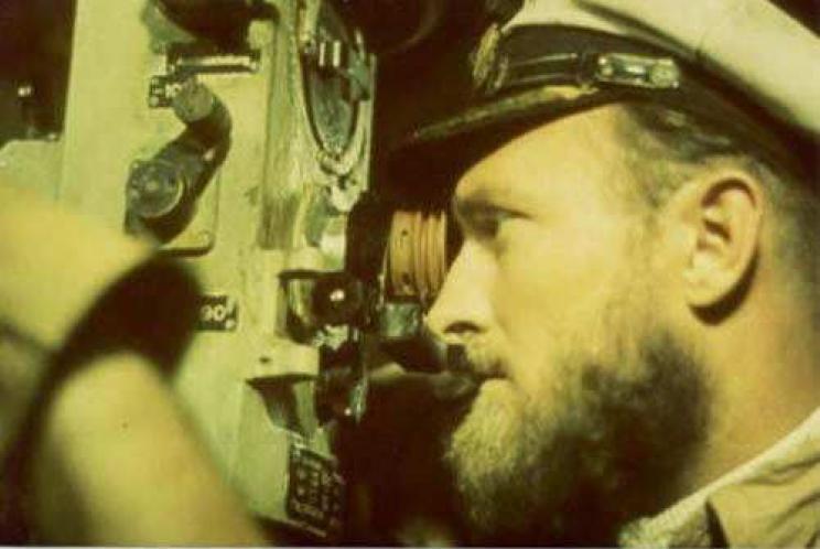 Kapitänleutnant Robert Gysae