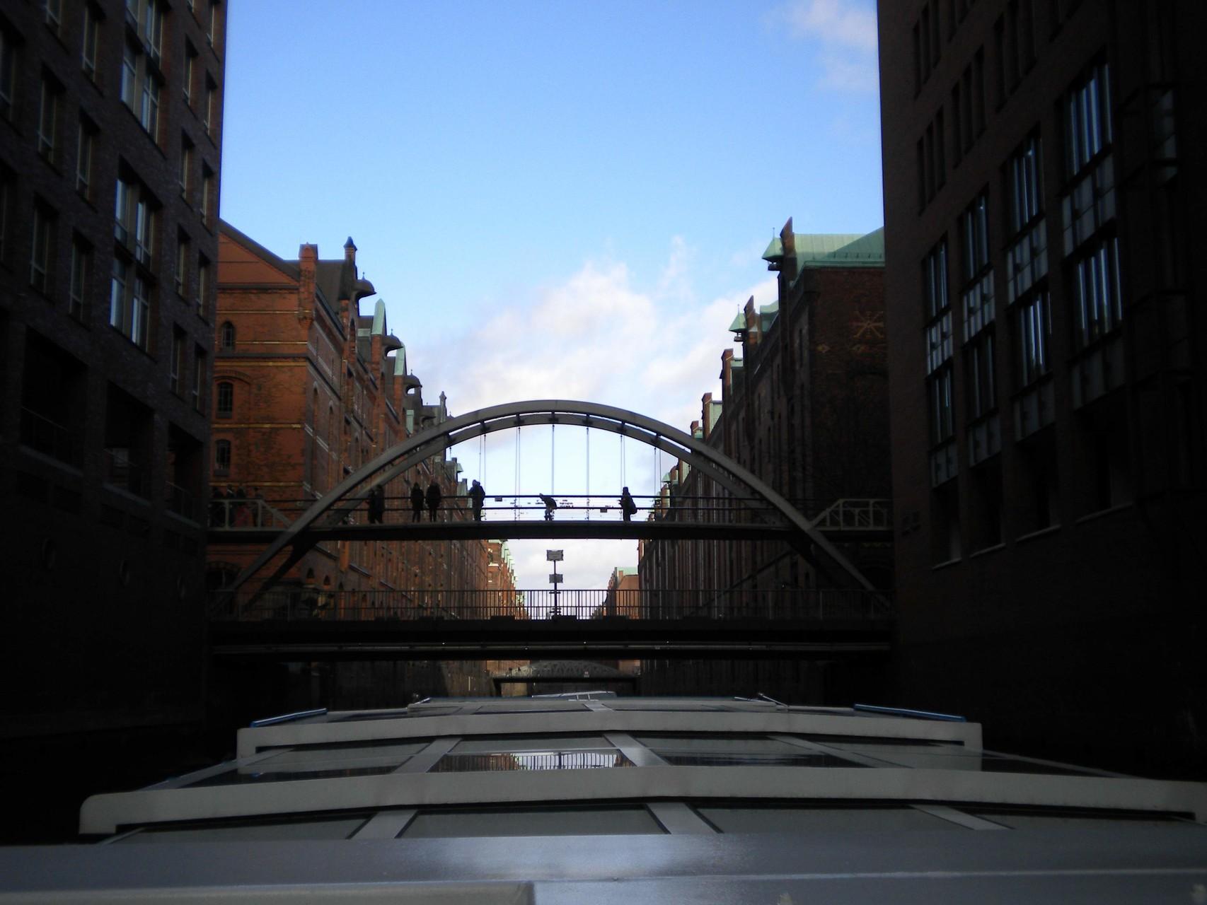 Hafenrundfahrt mit einer Barkasse