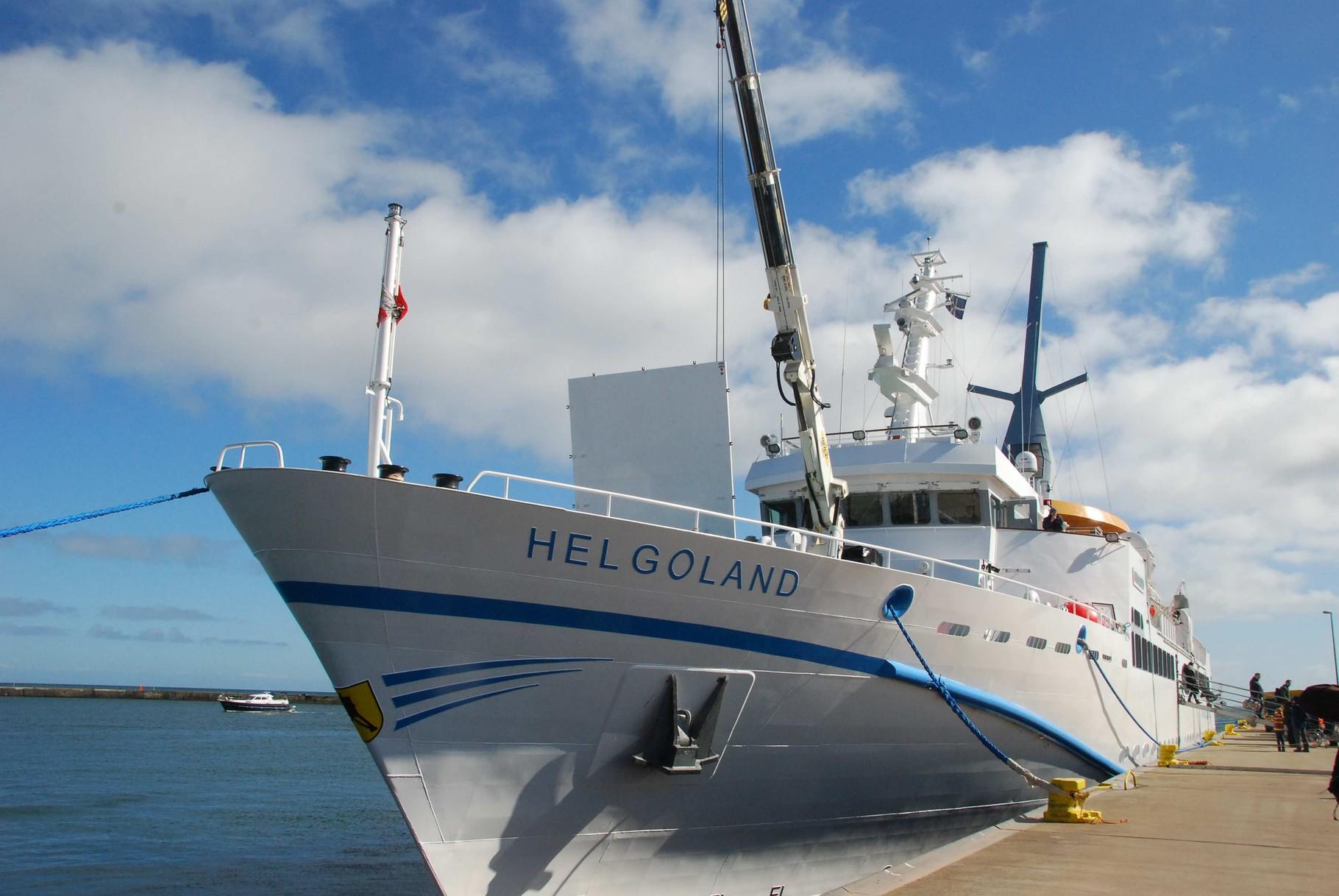 MS Helgoland