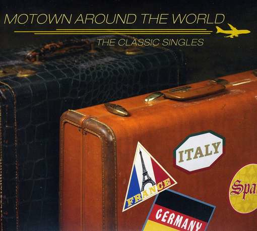 Compilation - Motown Around The World (2010 Hip-O Select)