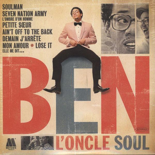 Ben L'Oncle Soul – Ben L'Oncle Soul (2010 Motown France)
