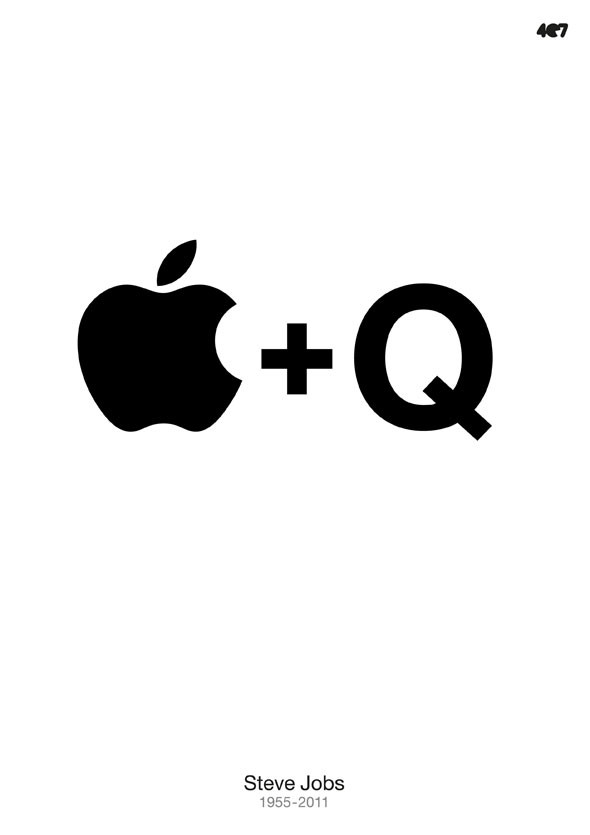 Steve Jobs Homage