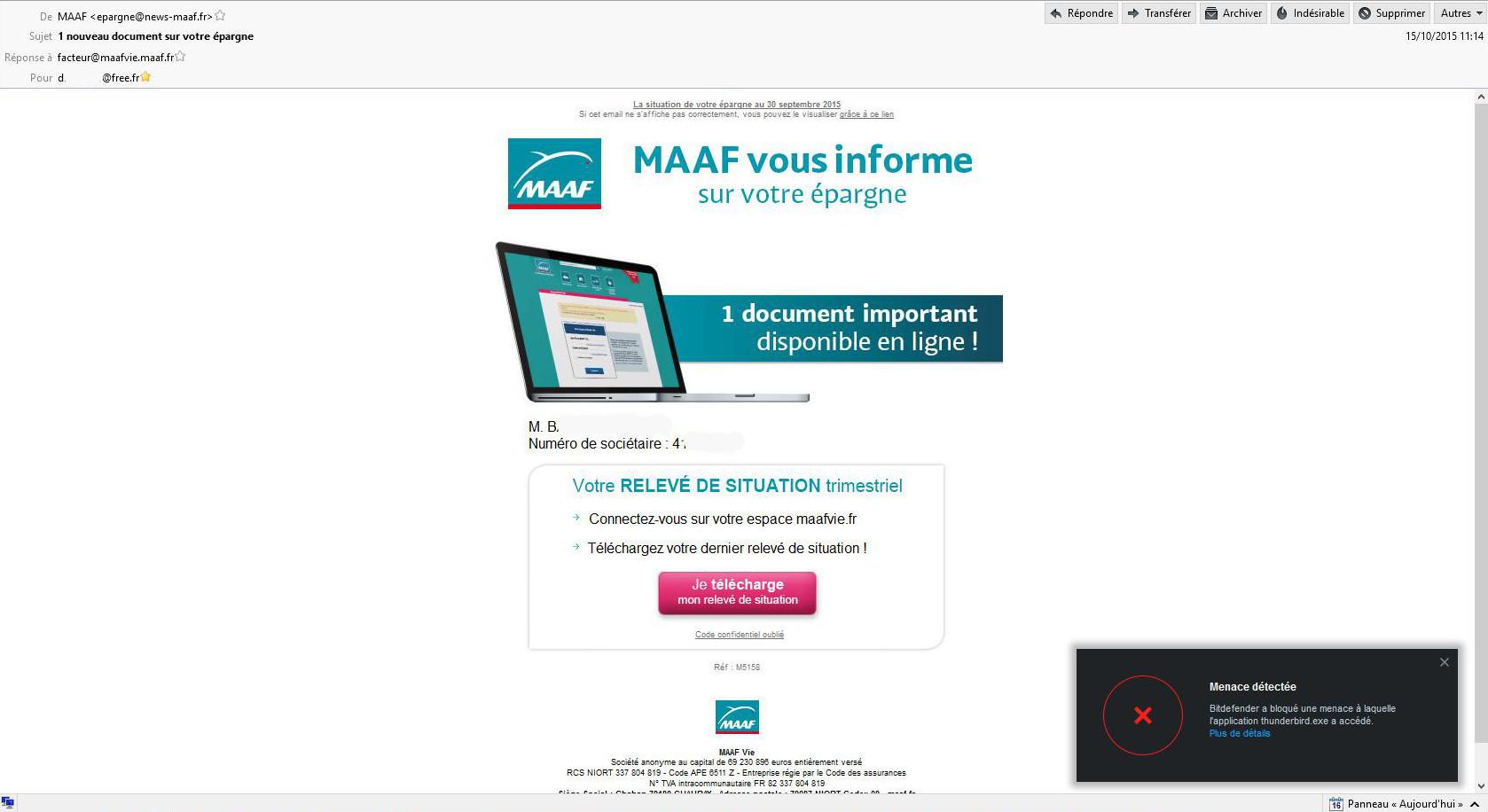 Le Site Virustotal Atelier Informatique