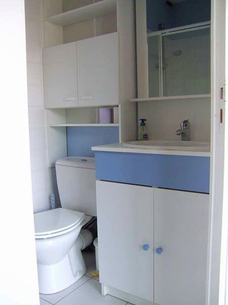 Salle de bain + wc