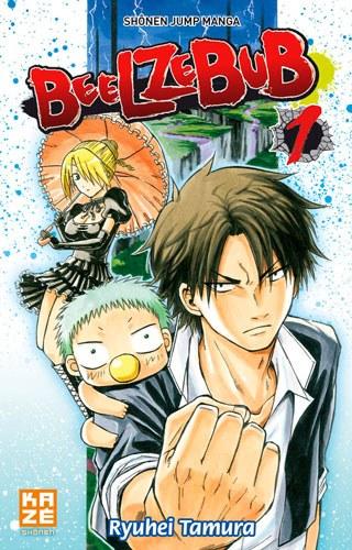 BeeLZeBuB est un manga racontant la vie d'un Yankee. Rencontrant le fils de satan, il va vivre plein d'événements chaotiques. Source: https://www.nautiljon.com/mangas/beelzebub.html