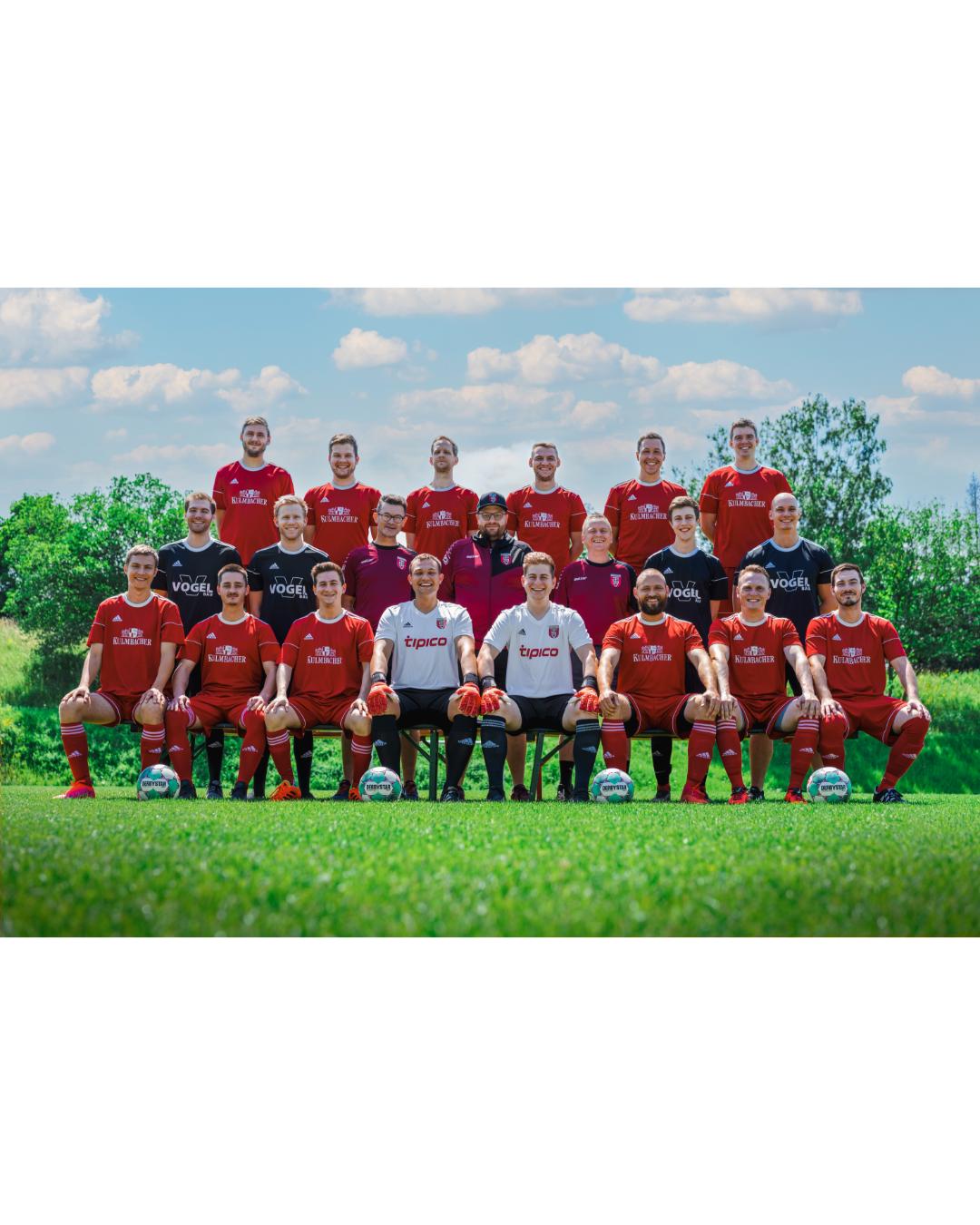 Teamfoto 2021 📷