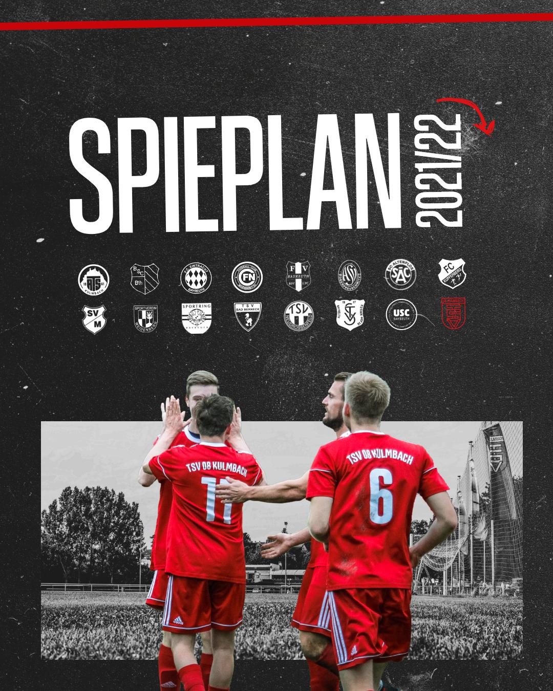 Spielplan 2021/22