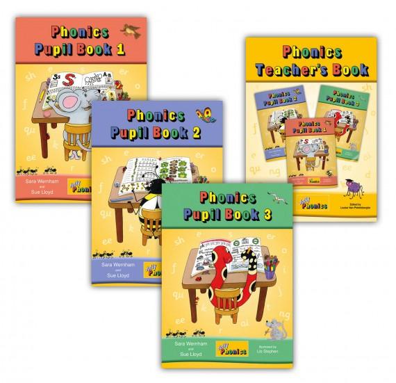 Class Set クラスセット (Pupil Book UKブロック体 / UK半筆記体)