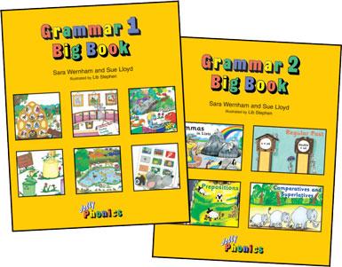 Grammar Big Book