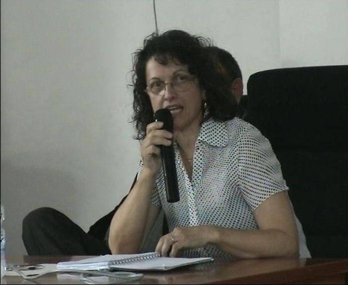 Ines Mazzoleni Ferracini  AIPD BellunoOttobre 2009