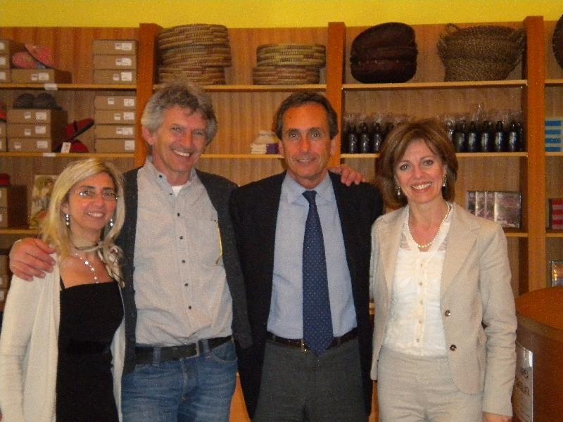 Orietta Isotton, Enrico Verdozzi, Carlo Lepri, Antonella Gris