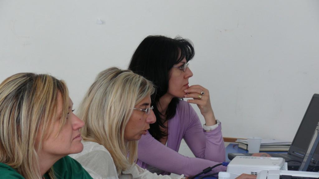 Gruppo redazionale agosto 2009