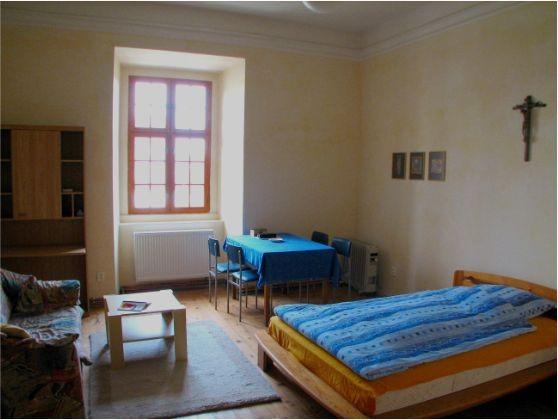 1. Doppelzimmer mit Dusche und WC