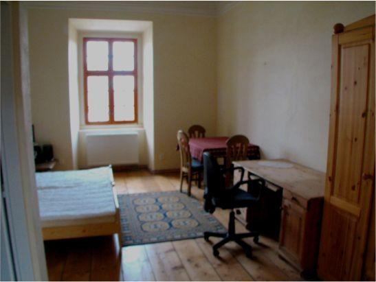 2. Doppelzimmer, ebenfalls mit Dusche und WC