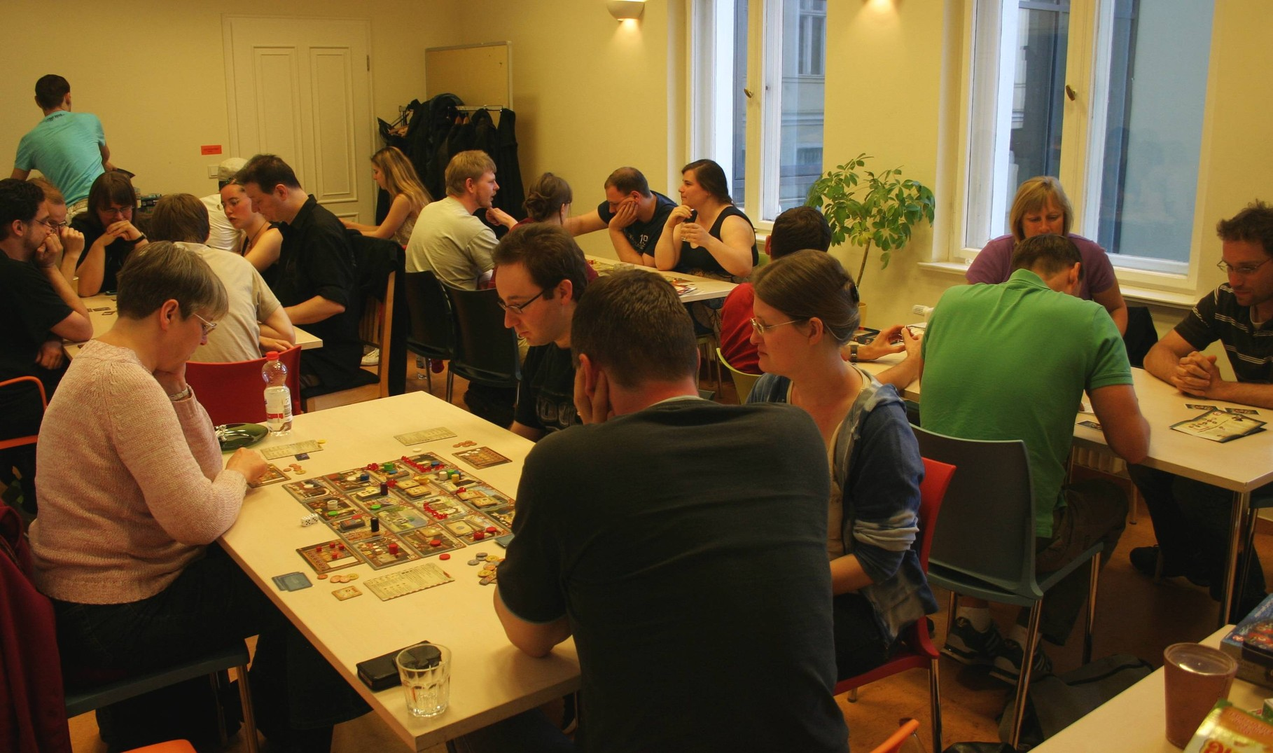 Spieleabend in Pankow