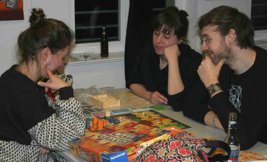 Casa Grande auf dem 2. Pankower Spielefest