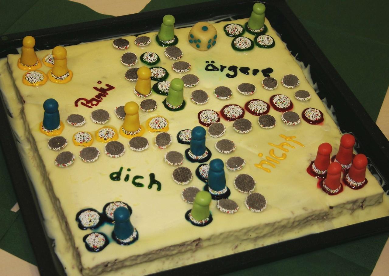 Spiele-Kuchen