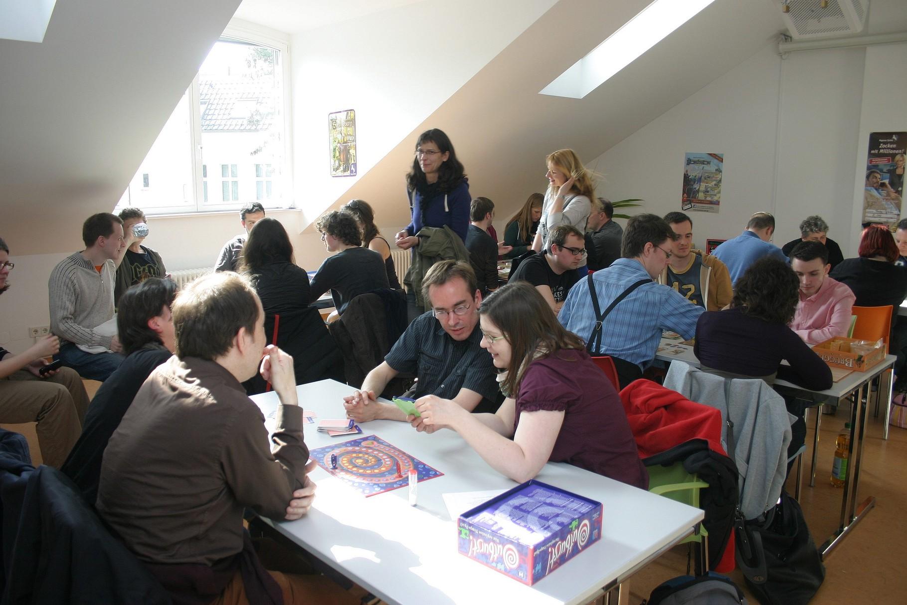 5. Pankower Spielefest - Schmidt-Spiele-Raum