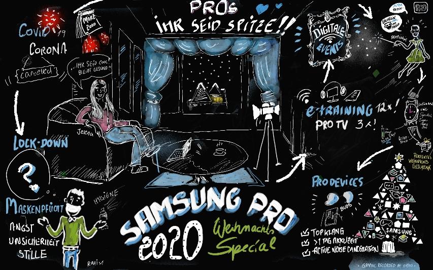 Samsung Pro Christmas Special, live TV Stream, Bad homburg 2020