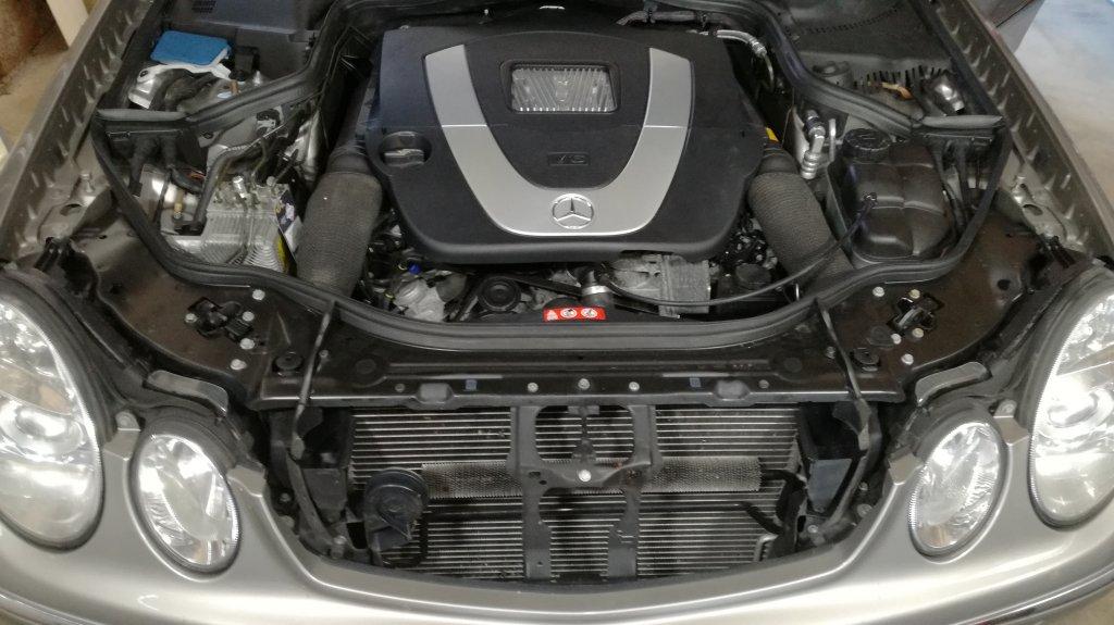 Mercedes E280 V6 BVA 231 cv