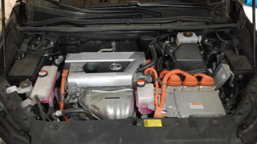 Lexus NX300h - E85